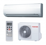 Настенный кондиционер Toshiba RAS-10SKHP-ES